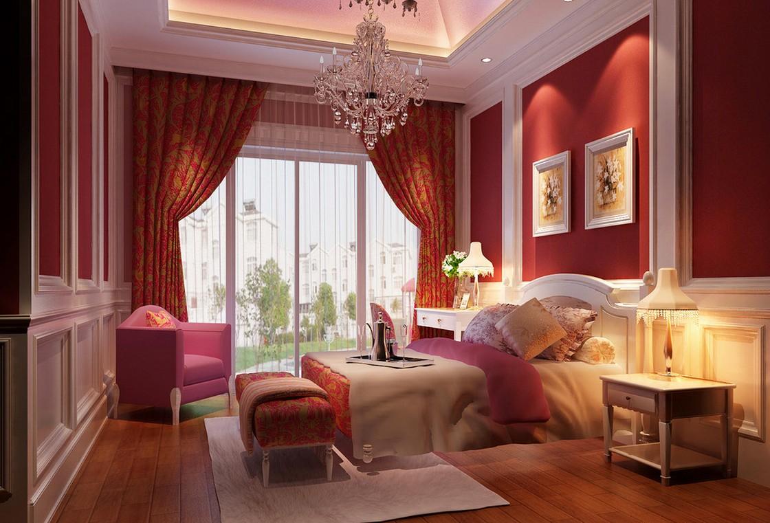 Romantic Bedroom Ideas For New Family