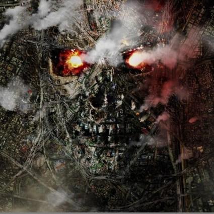 Terminator Salvation : posters intéractifs