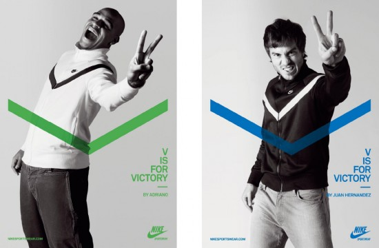 Nike : V is for Victory