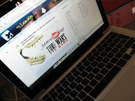 Le MacBook Pro 13