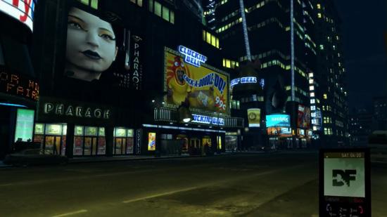 Grand Theft Auto 4 - Time Lapse