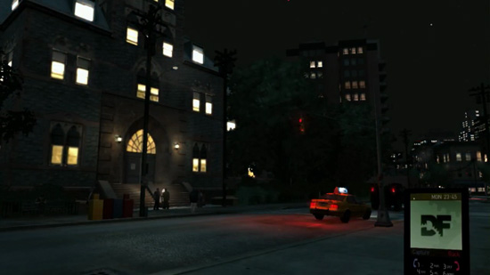 Grand Theft Auto 4 - Time Lapse
