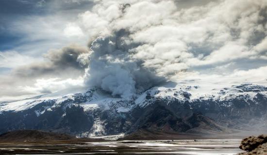 Iceland, Eyjafjallajökull - Sean Stiegemeier