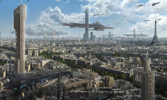 Nos villes dans un avenir proche