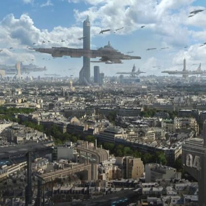 Jeu de style : à quoi ressembleront nos villes à l'avenir