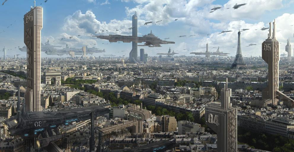 Paris à l'an 3000