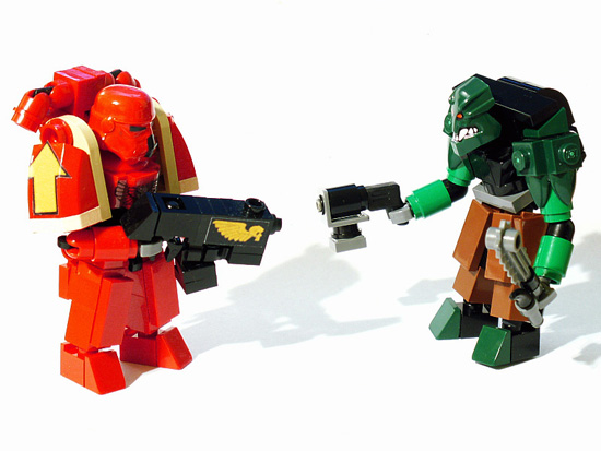 Space Marines LEGO