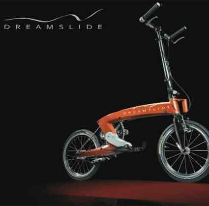 Dreamslide, un vélo pas comme les autres