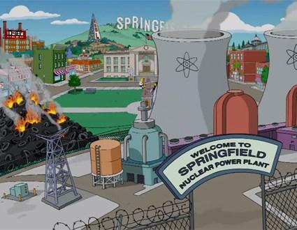 L'intro des Simpsons revisitée par Banksy