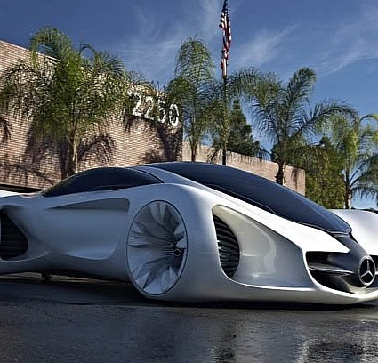 Concept Car – Mercedes Biome