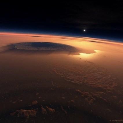 Superbes photos de l'espace par Kees Veenenbos