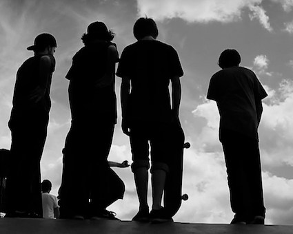 Red Rock Skateboard Contest