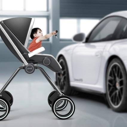 Même bébé pourra avoir sa Porsche !