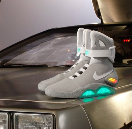 Nike Mag de Marty McFly