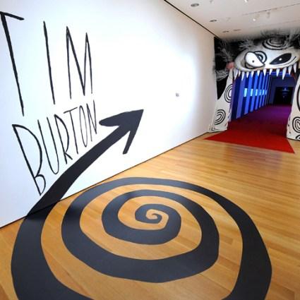 L'exposition consacrée à Tim Burton arrive à Paris