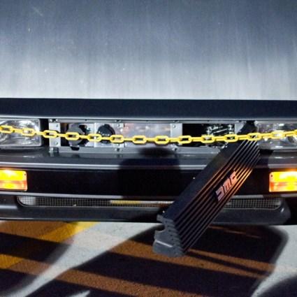 DeLorean revival. Une DeLorean électrique pour 2013