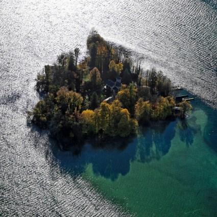 Photographies aériennes de Klaus Leidorf