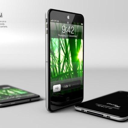 Concept de l'iPhone 5 par Antonio de Rosa