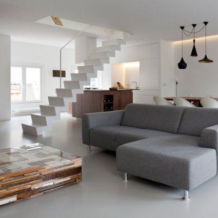 Appartement Singel par Laura Alvarez Architecture