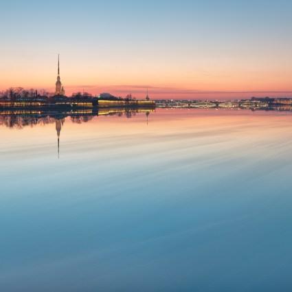 Photographies de Saint-Petersbourg par Sergey Louks