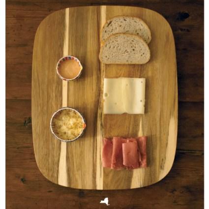 Découvrir des états américains par leur spécialité de sandwich
