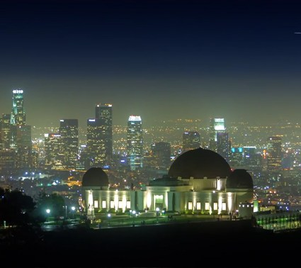 NightFall – Superbe time-lapse de Los Angeles
