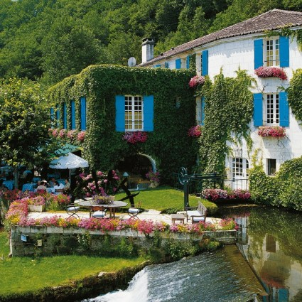 Charmant Hotel de campagne / Le Moulin de l'Abbaye