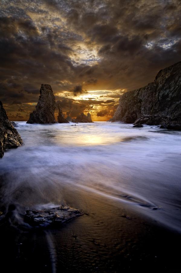 Coton sunset ©David Keochkerian