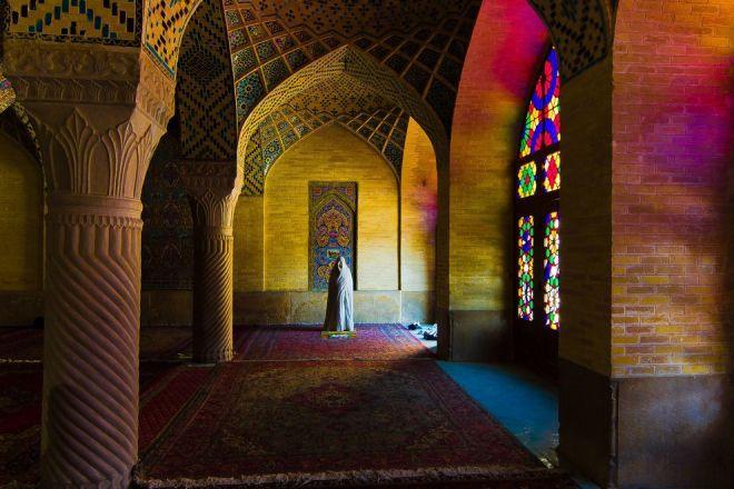 Shiraz, Iran by Roberto Cattani