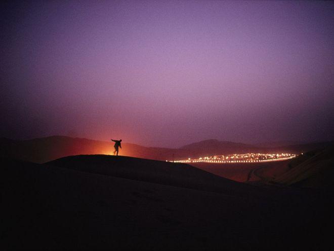 Saudi Arabia Dunes by Reza