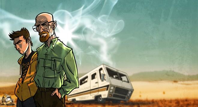 Breaking Bad - Adrien Noterdaem