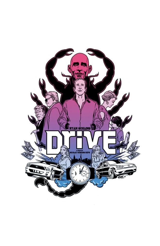Drive - Adrien Noterdaem