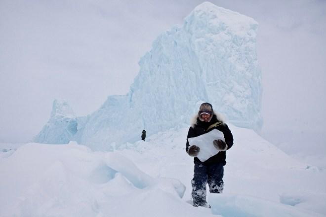 Iceberg Hunters - Adam Coish - Choix des visiteurs - Catégorie Places