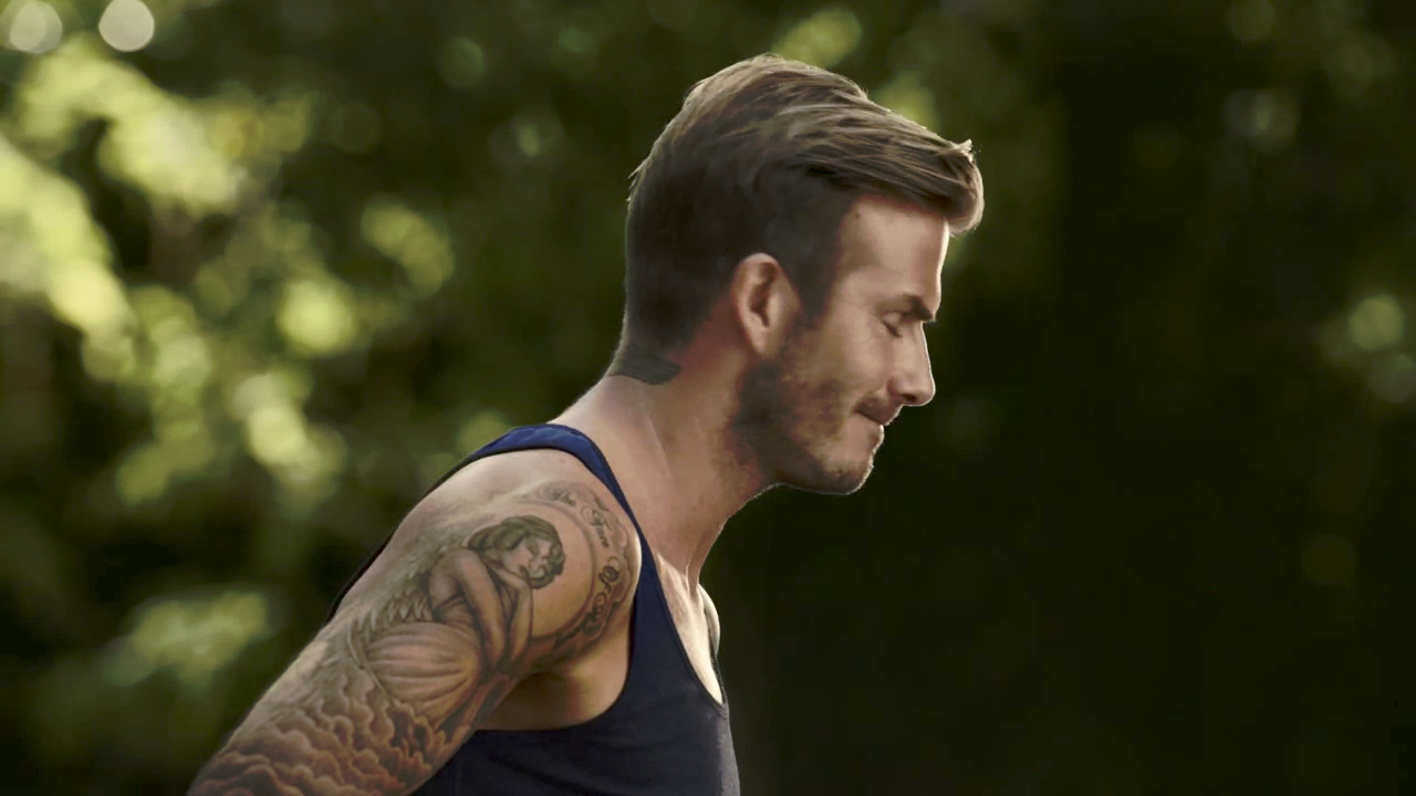David Beckham - Guy Ritchie Advert 94175975