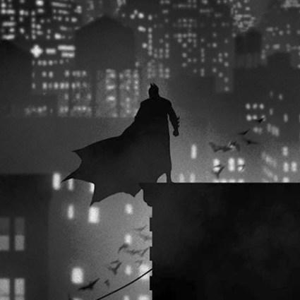 Superhero Noire / Marko Manev