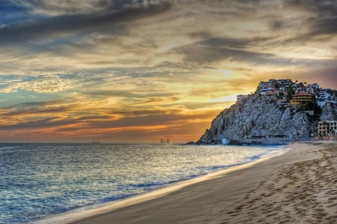 Cabo sunset ©Joe Wilson