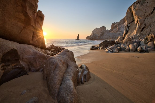 Lands End - Sea of Cortez ©Gavin Hardcastle