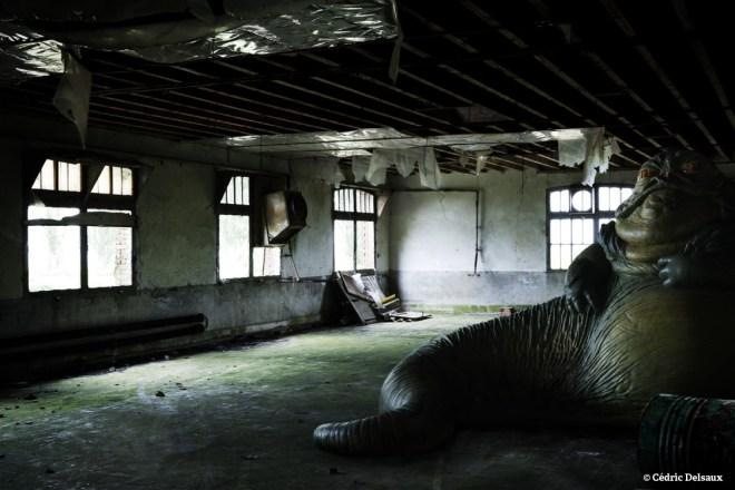 Jabba the Hutt, Paris, 2005 - Dark Lens - Cédric Delsaux