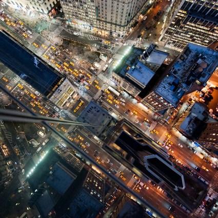 Intersections NYC / Navid Baraty