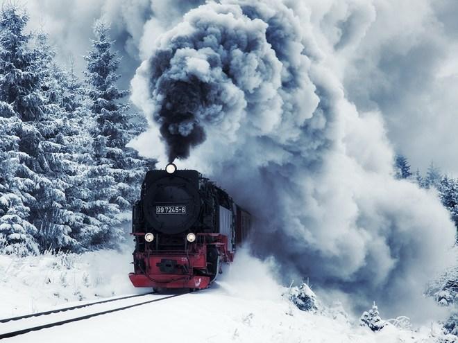 Brocken Train - Ralph Graef