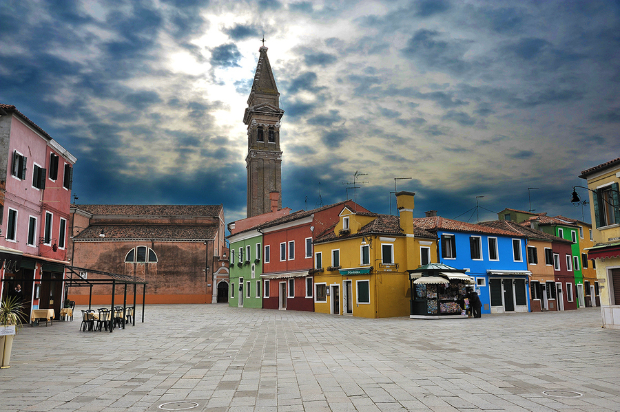 Burano (Venezia) ©Nazario Di Mauro