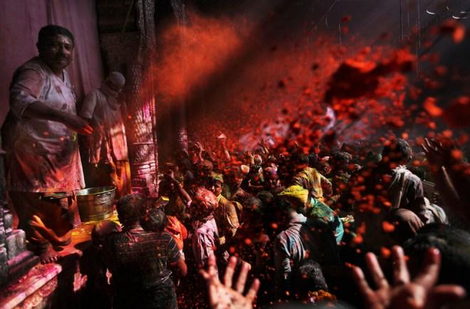 India Holi Festival 2013 12020184