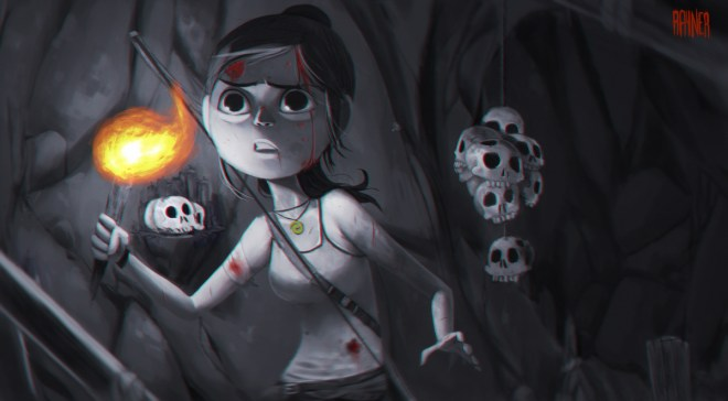 Tomb Raider Reborn by Rayner Alencar