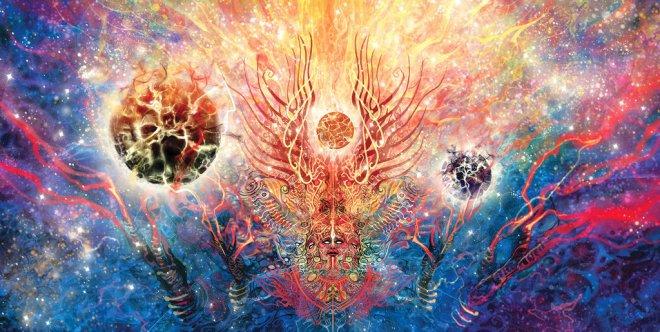 Brahma Cosmos ©Mukesh Singh - Nisachar
