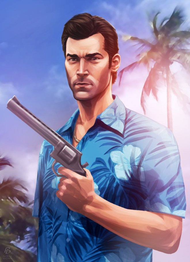 GTA : Tommy Vercetti - Patrick Brown