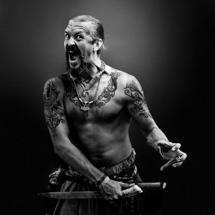 Bikers / Portraits des Hells Angels par Nicolas Auproux
