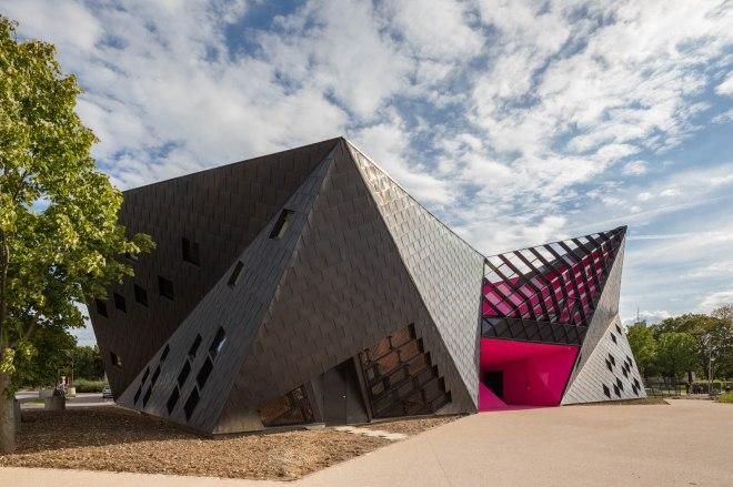 Centre Culturel de Mulhouse - Paul le Quernec