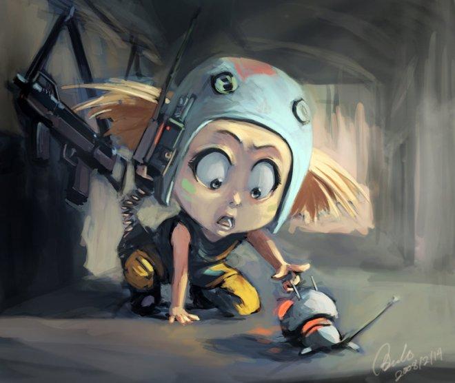 Little Girl - Ben Lo