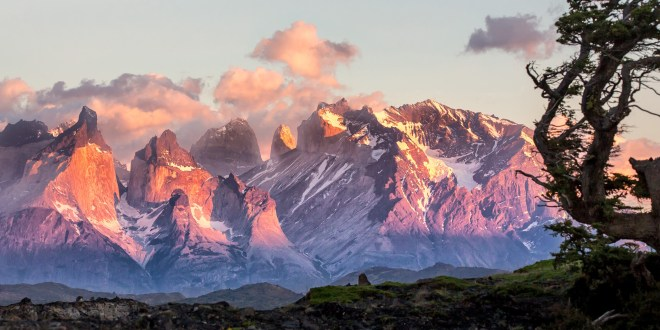 Dawn at Torres del Paine - Greg Ness