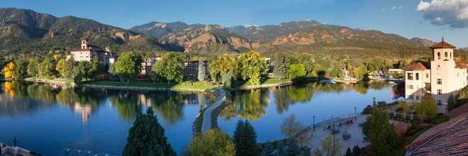 The Broadmoor - Greg Ness